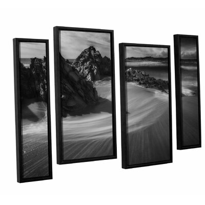 An Amazing Shadow 4 Piece Framed Photographic Print