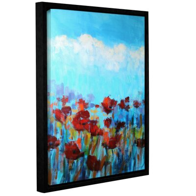 Garden of Delights Framed Painting Print