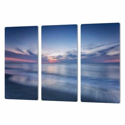 Atlantic Sunrise No.7 3 Piece Photographic Print Set