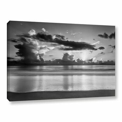 Atlantic Sunrise No.19 Photographic Print on Wrapped Canvas