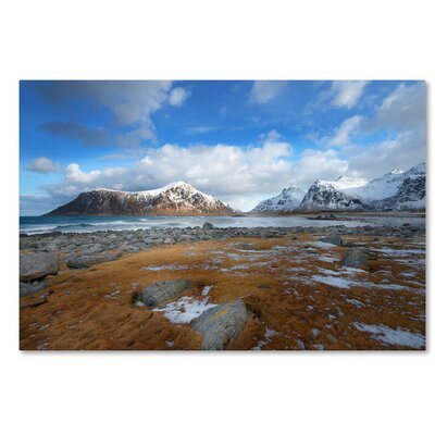 32 Blues Photographic Print on Wrapped Canvas Size: 12