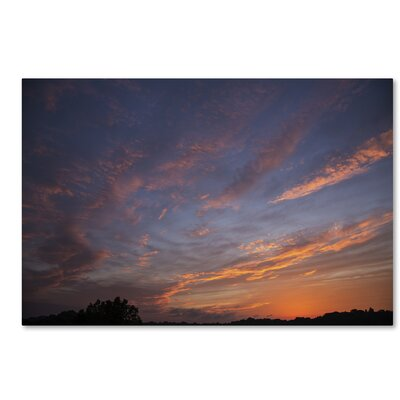 Amazing Grace Photographic Print on Wrapped Canvas