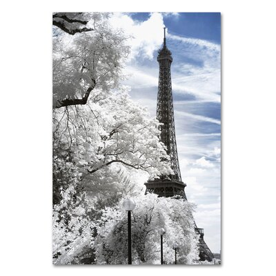 Another Look at Paris I Photographic Print on Wrapped Canvas