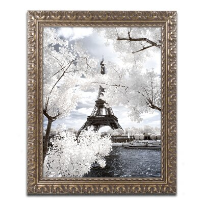 Another Look at Paris IV Framed Photographic Print