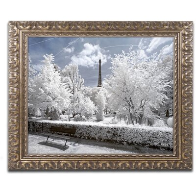 Another Look at Paris IX Framed Photographic Print