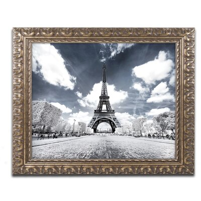 Another Look at Paris VII Framed Photographic Print