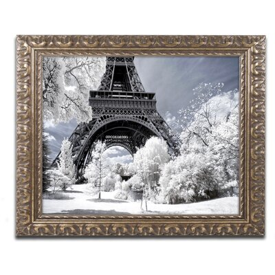 Another Look at Paris VIII Framed Photographic Print