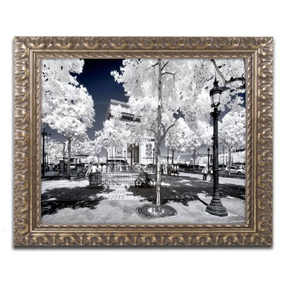 Another Look at Paris XI Framed Photographic Print