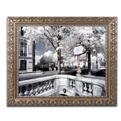 Another Look at Paris XII Framed Photographic Print