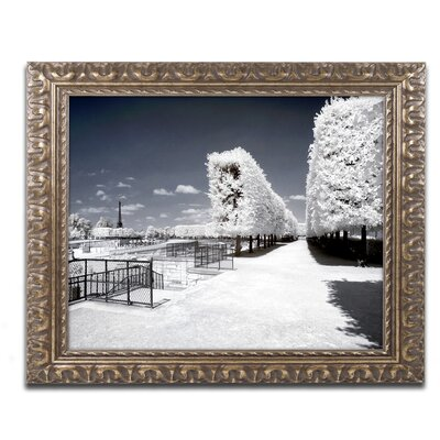 Another Look at Paris XIII Framed Photographic Print
