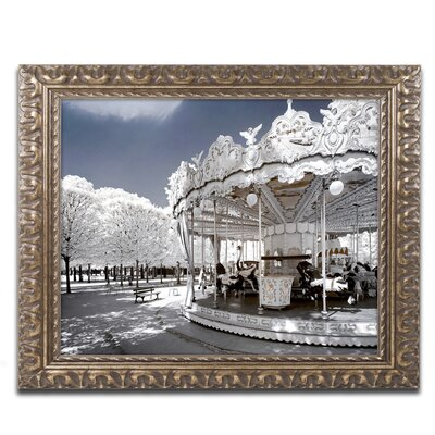 Another Look at Paris XIV Framed Photographic Print