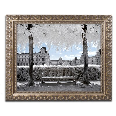 Another Look at Paris XIX Framed Photographic Print