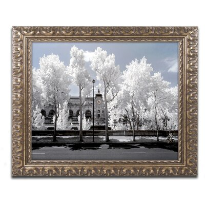 Another Look at Paris XVI Framed Photographic Print