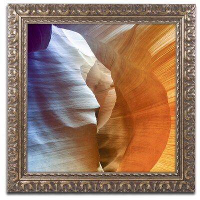 Antelope Canyon Framed Photographic Print
