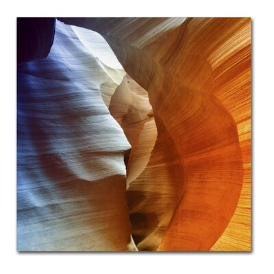 Antelope Canyon Photographic Print on Wrapped Canvas