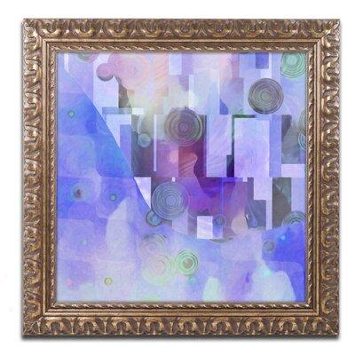 Artdeco Framed Painting Print