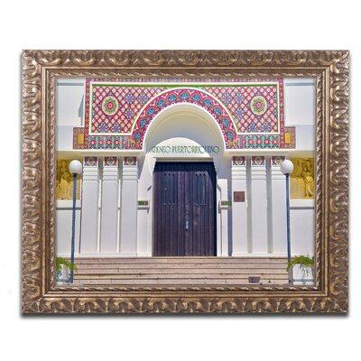 Ateneo Puertorriqueno San Juan Framed Photographic Print