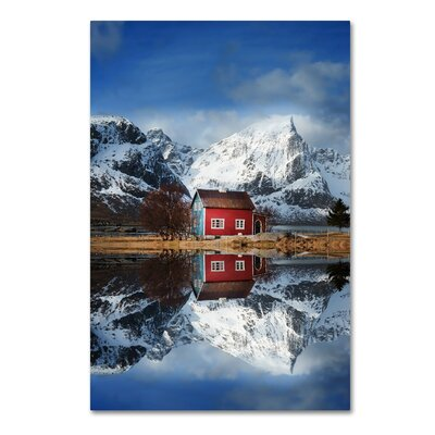 Fresh Feeling Photographic Print on Wrapped Canvas Size: 19