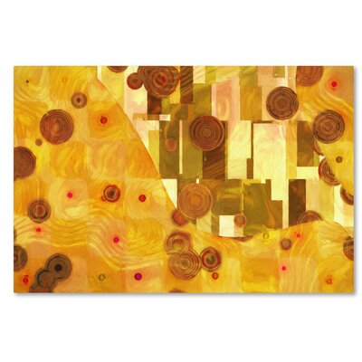 GoldenAge Painting Print on Wrapped Canvas Size: 12