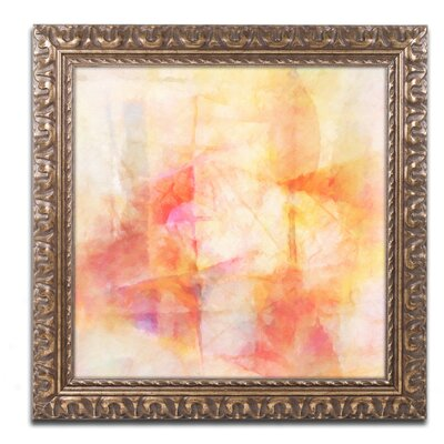 Lightscape Framed Painting Print
