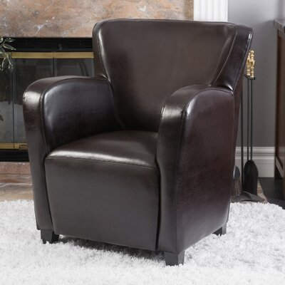 Kelsey Wingback Club Chair