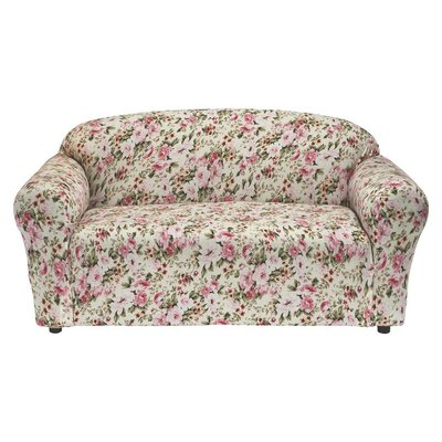 Lincoln Box Cushion Loveseat Slipcover