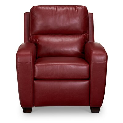 Bochov Recliner Color: Cornwallis Cherry
