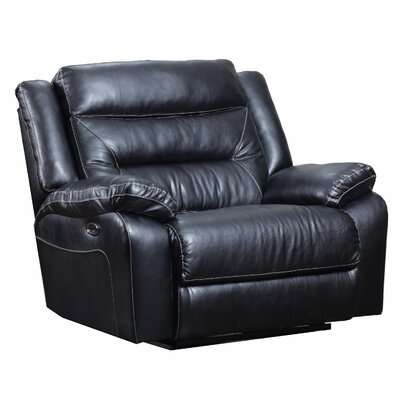 Chadbourne Recliner by Simmons Upholstery Reclining Type: Manual