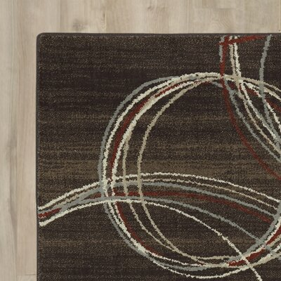 Broumov Brown Area Rug