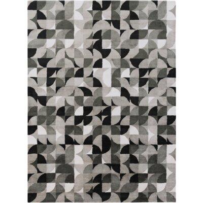 Augustine Light Grey/Charcoal Area Rug