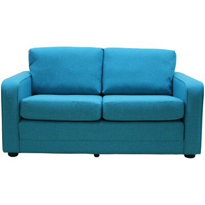 Lillian Ultra Lightweight Sleeper Sofa Upholstery: Taylor Tonic