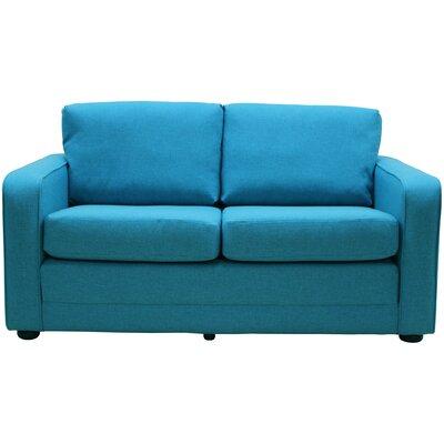 Lillian Ultra Lightweight Sleeper Sofa Upholstery: Taylor Tonic