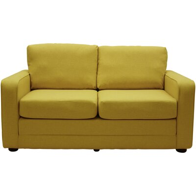 Lillian Ultra Lightweight Sleeper Sofa Upholstery: Taylor Golden