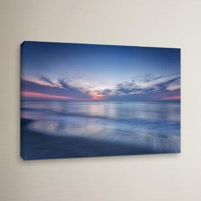 Atlantic Sunrise No.7 Photographic Print on Wrapped Canvas