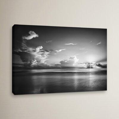 Atlantic Sunrise No.27 Photographic Print on Wrapped Canvas