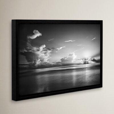 Atlantic Sunrise No.27 Framed Photographic Print