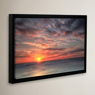 Atlantic Sunrise No.9 Framed Photographic Print