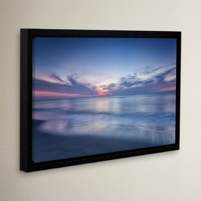 Atlantic Sunrise No.7 Framed Photographic Print
