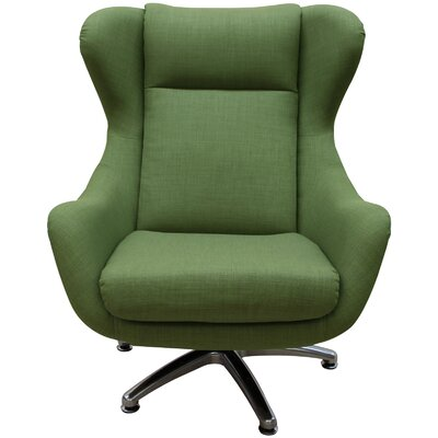 Watsons Wingback Chair Color: Oregano
