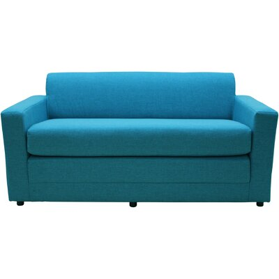 Marcia Sleeper Sofa Color: Taylor Tonic