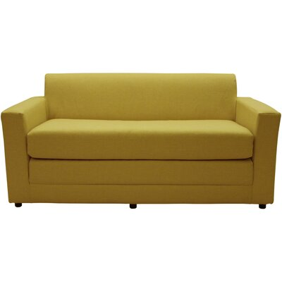 Marcia Sleeper Sofa Color: Taylor Golden