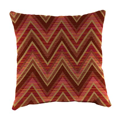 Buchlovice Outdoor Throw Pillow Color: Empire Dawn