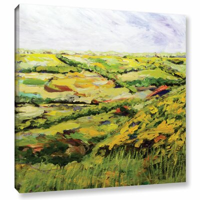 Ambleside Framed Painting Print on Wrapped Canvas