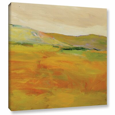 Andover Painting Print on Wrapped Canvas