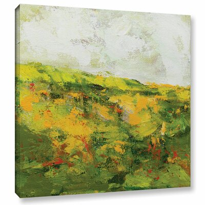 Doncaster Painting Print on Wrapped Canvas
