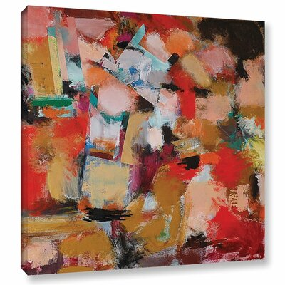 Entropy Framed Painting Print on Wrapped Canvas