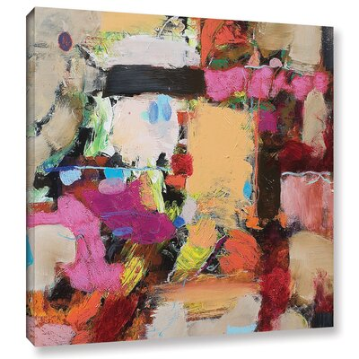 Follies Framed Painting Print on Wrapped Canvas Size: 10