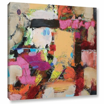 Follies Painting Print on Wrapped Canvas Size: 10