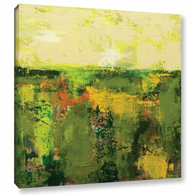 Windermere Painting Print on Wrapped Canvas