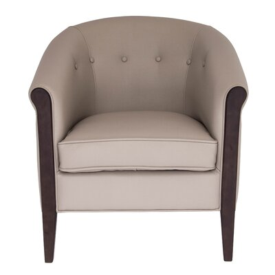 Mulgrave Arm Chair Color: Beige